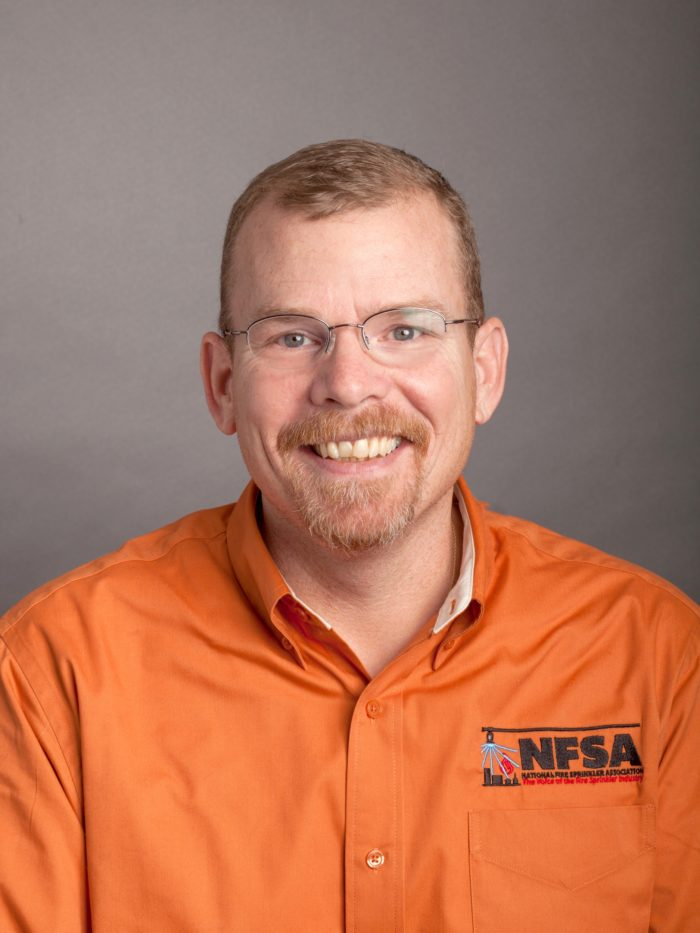 Jeff Hugo, Codes and Public Fire Protection Department