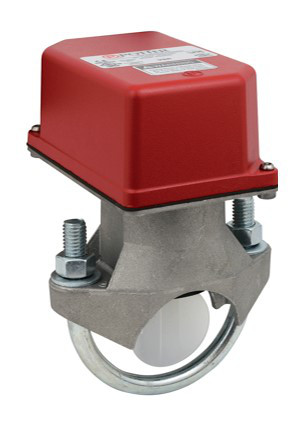 Picture of an automatic flow switch
