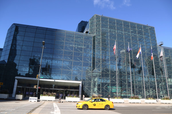 Picture of the Javits Center