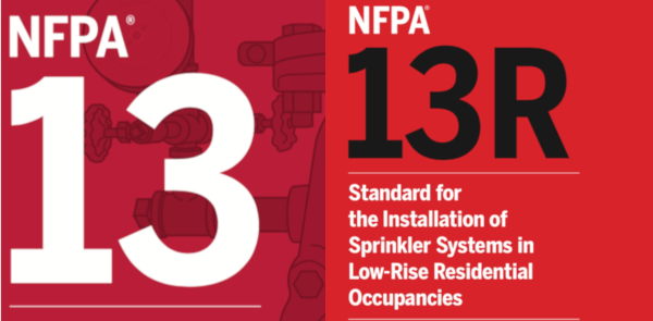 Picture of NFPA 13 vs NFPA 13R